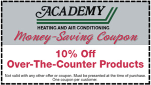 10% Off Over-The-Counter Products
